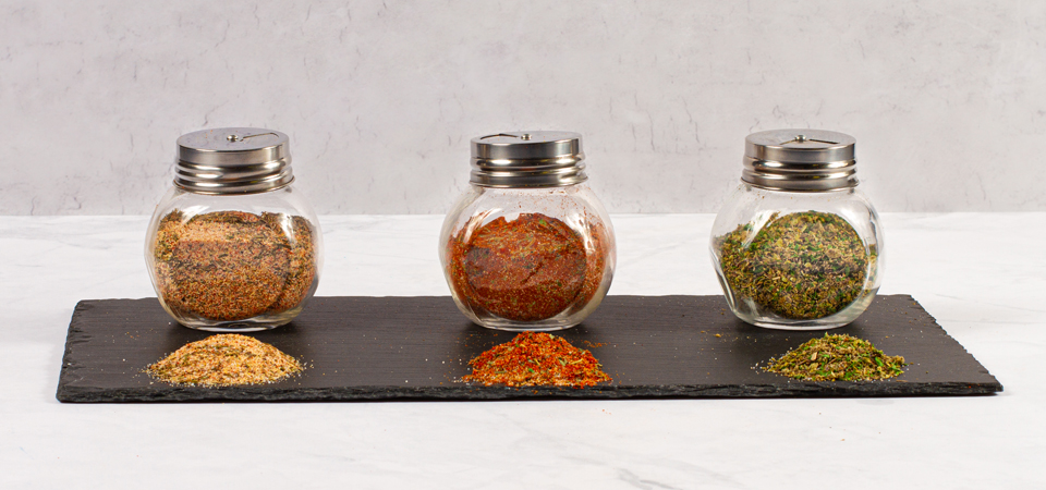 Custom Meat Spices