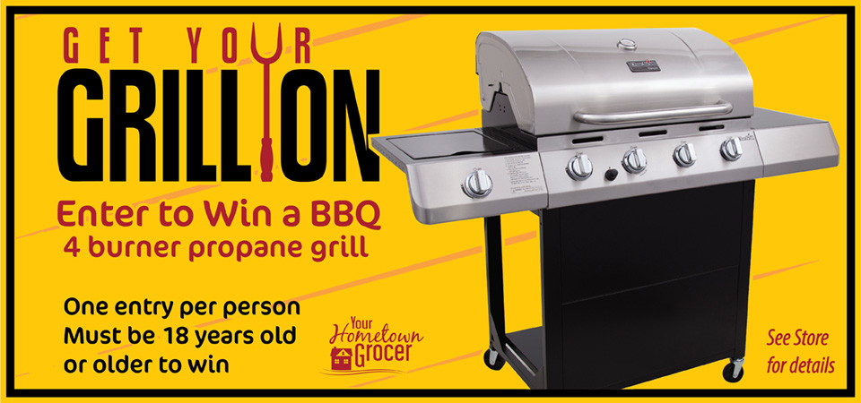 Get Your Grill On!