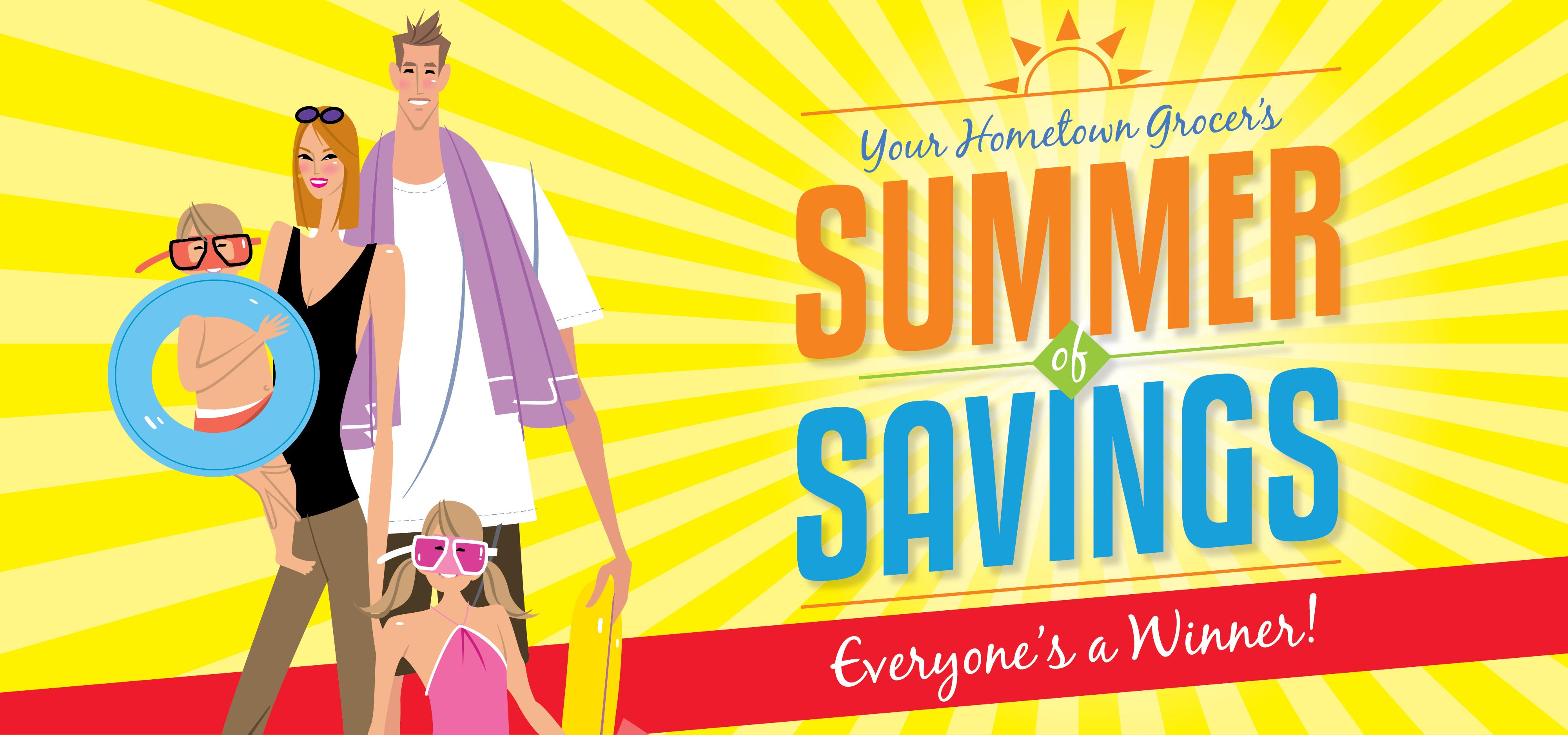 Summer of Savings Winners